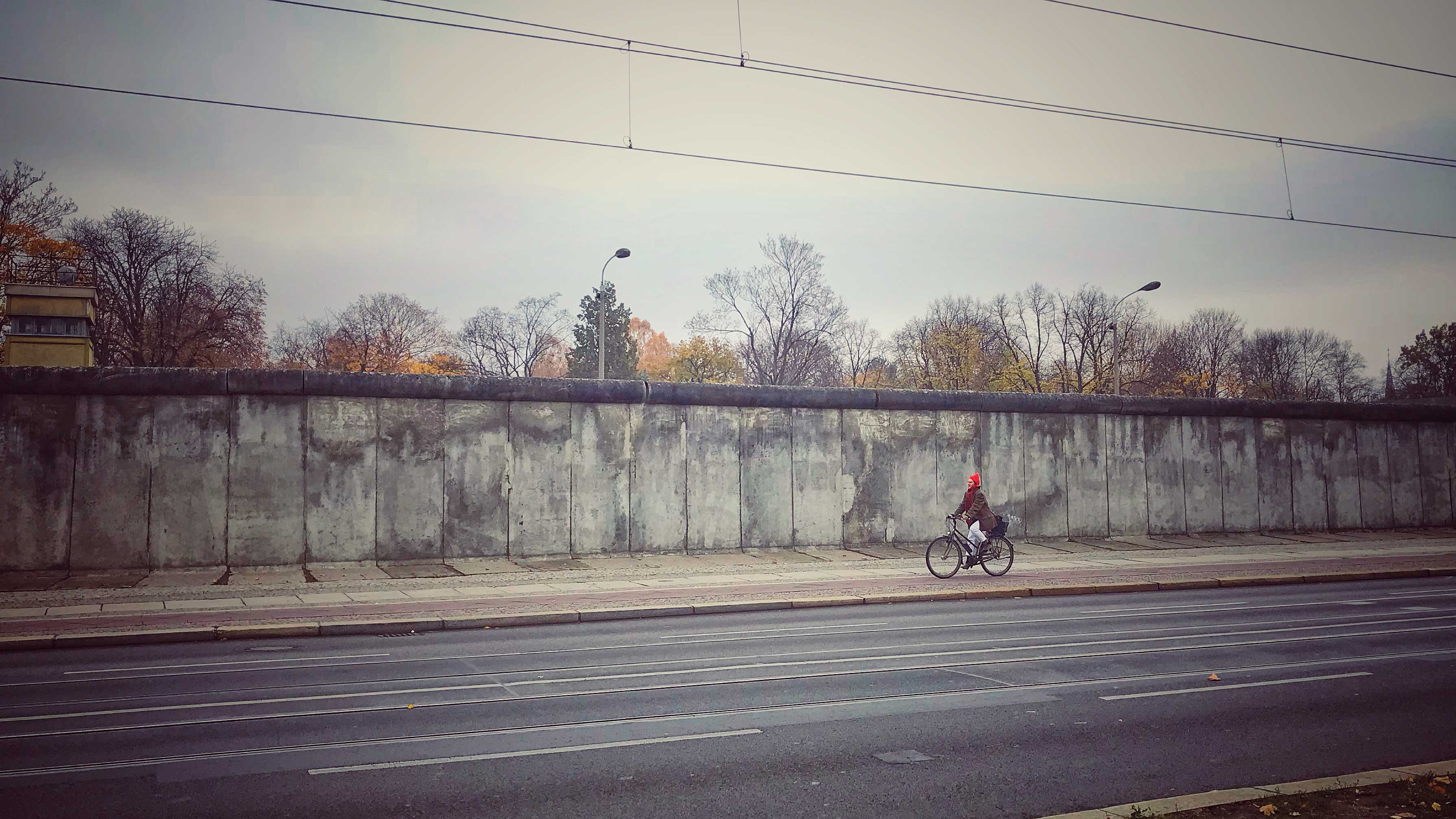 德國.柏林|圍牆倒塌29年後…