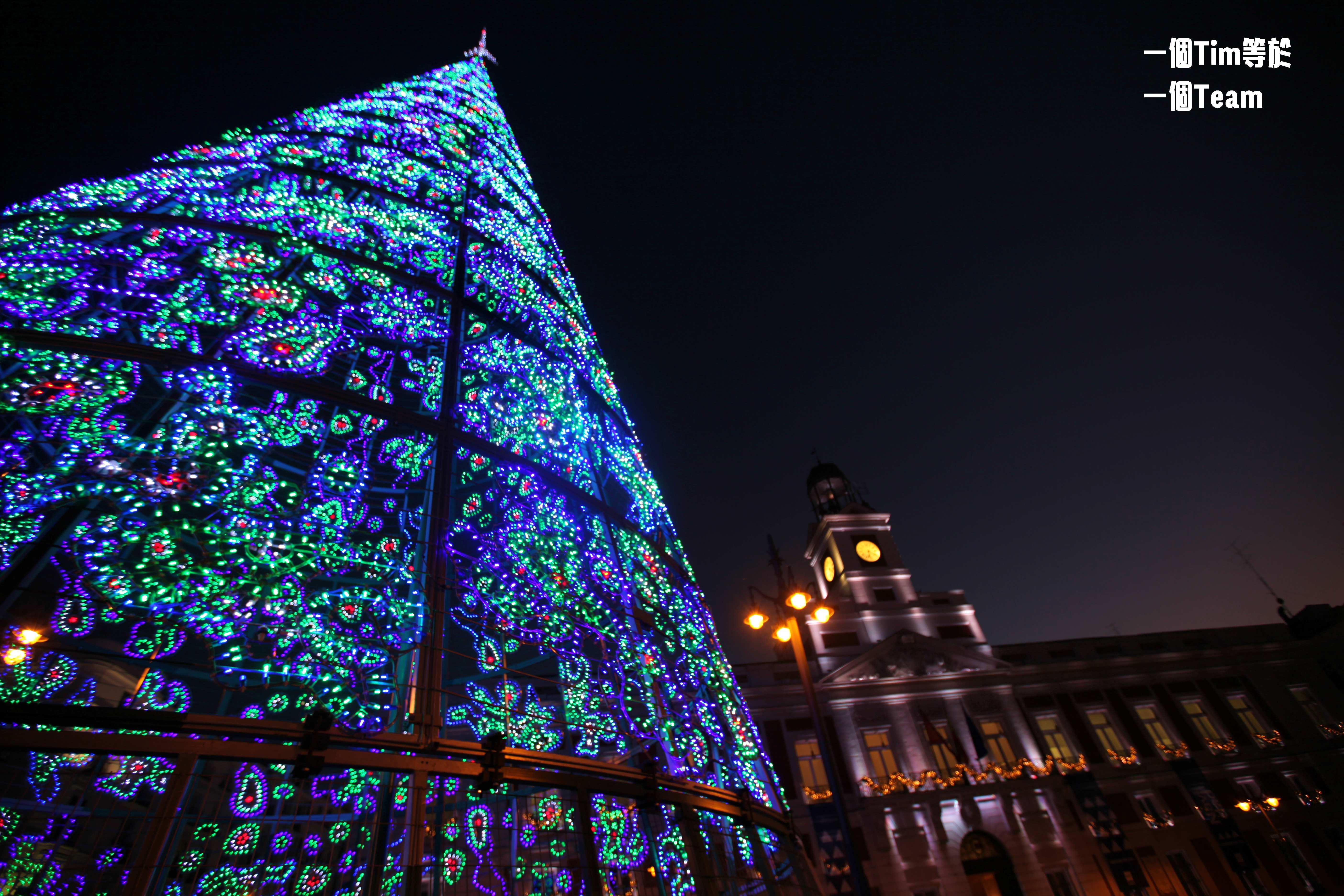 西班牙.馬德里|太陽門跨年倒數必備 2019跨年狂塞24顆葡萄